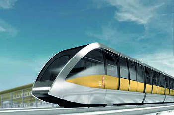 Work starts on £225m Luton Airport transit system - The