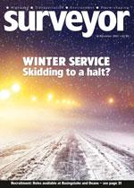 Surveyor magazine cover