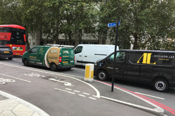 Switch To Vans Could Thwart Clean Air Zones King Warns The